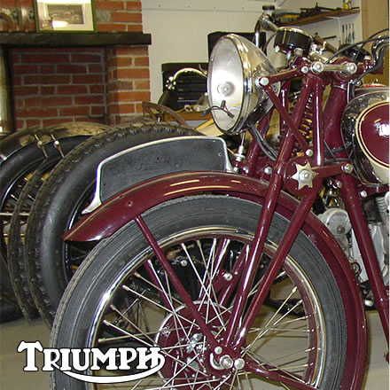 Vintage Motorcycle Products